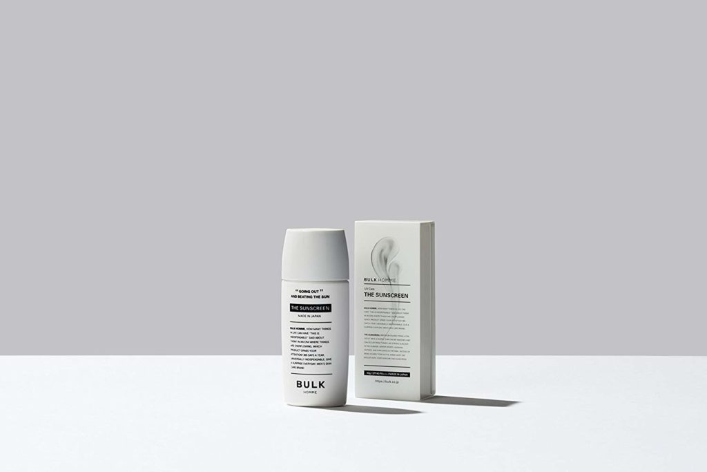 BULK HOMME THESUNSCREEN